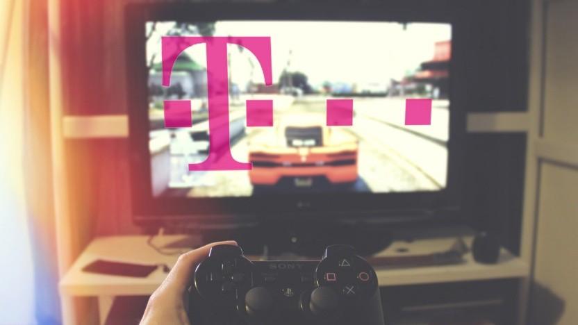 Auch die Telekom will bei Cloud-Gaming mitmachen.
