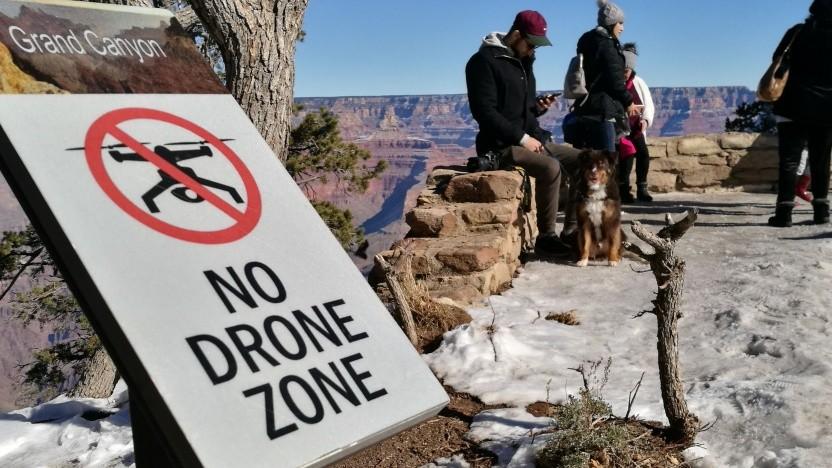 Auch im zivilen Bereich gibt es zahlreiche Bestrebungen, gegen Drohnen vorzugehen.