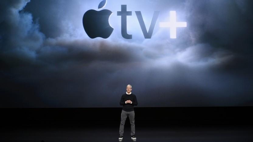 Zum Start von Apple TV+ wird das Sortiment noch sehr klein sein.
