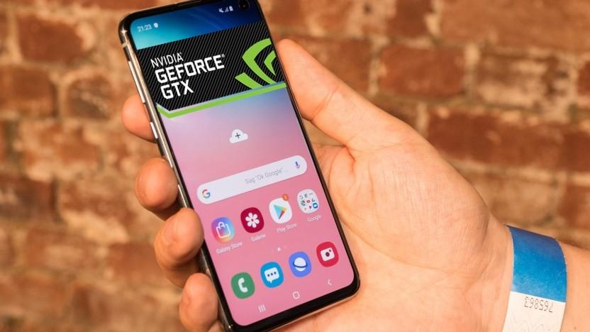 Geforce Now kommt für Smartphones.