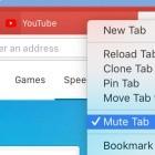 Chromium-Browser: Neue Vivaldi-Version bietet Stummschaltung für Tabs