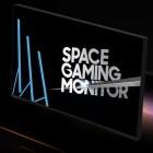 Gaming: Samsung zeigt 144-Hz-Version des Space-Monitors und mehr