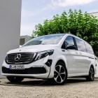 Mercedes EQV: Daimler zeigt elektrische Großraumlimousine