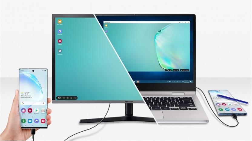 Extrem Samsung: DeX-Anwendung für Windows und Mac ist verfügbar - Golem.de ML95