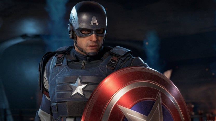 Artwork von Marvel's Avengers