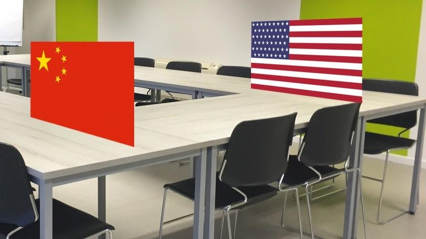 Linux Foundation: Chinesische und US-Konzerne kooperieren bei Datensicherheit - Golem.de