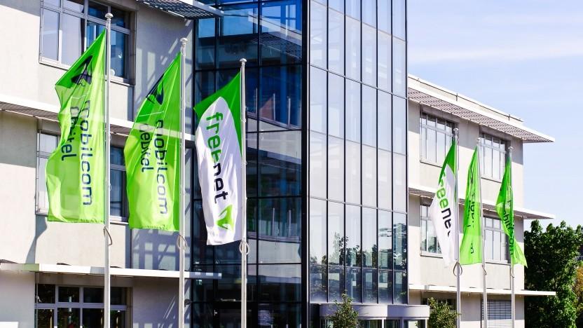 Freenet-Firmensitz