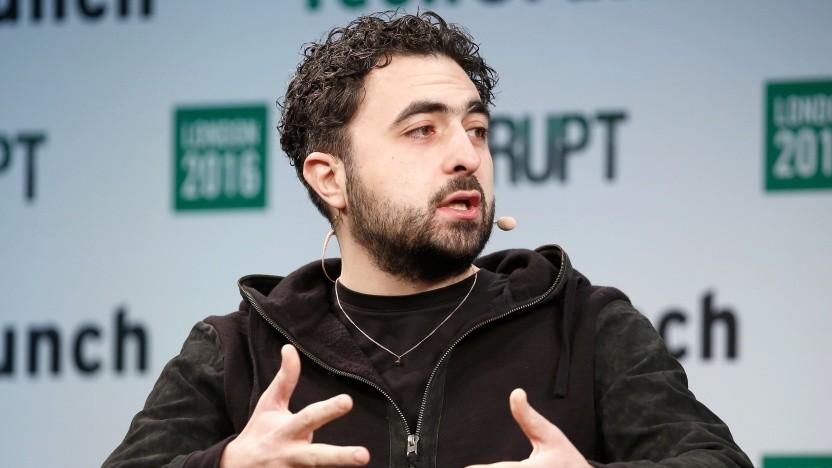 Mustafa Suleyman ist auch eine öffentliche Persönlichkeit für Deepmind.