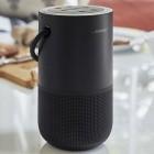 Bose Portable Home Speaker: Lautsprecher mit Akku, Airplay 2, Alexa und Google Assistant
