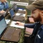 Bundeswehr auf der Gamescom: Und dann hebt der Kampfjet nicht mal ab