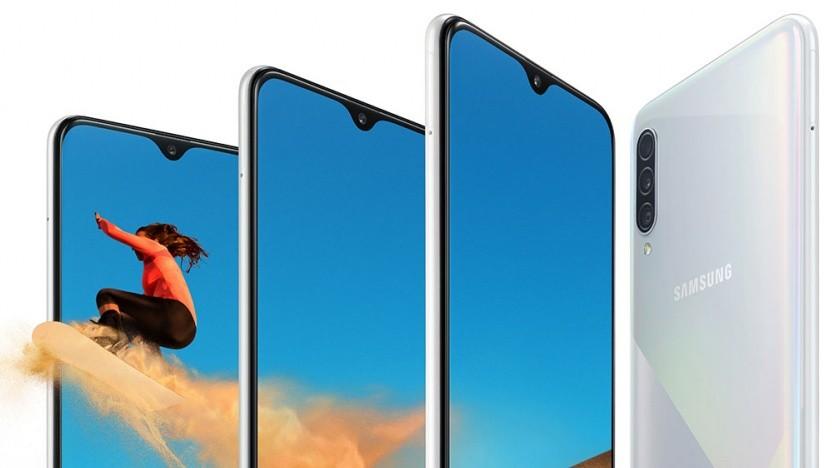 Das neue Galaxy A30s von Samsung