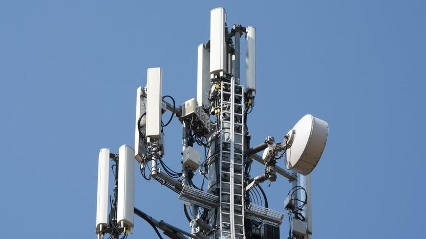 LTE-Netz mit Lücken: aber selten bei der Telekom