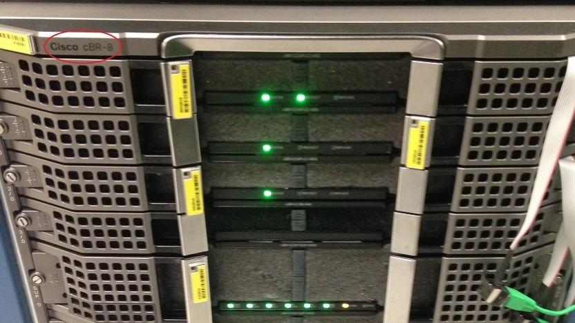 Docsis 3.1 Ausrüstung von Cisco