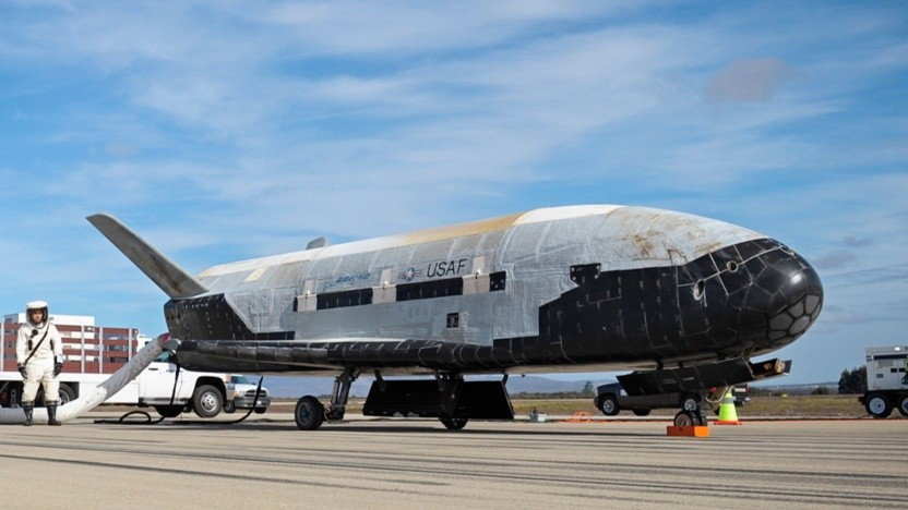 Raumfahrzeug Boeing X37-B: zu teuer für ein reines Testprogramm?