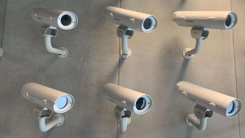 Der Landesdatenschutzbeauftragte muss sich viel mit Videoüberwachung beschäftigen.
