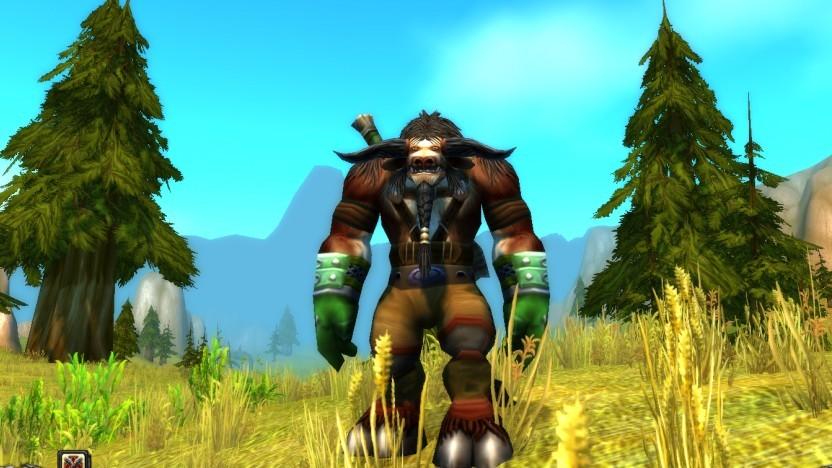 Ein Taure in World of Warcraft Classic