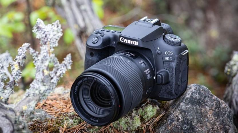 Canon EOS 90D: APS-C-Sensor mit der aktuell höchsten Auflösung