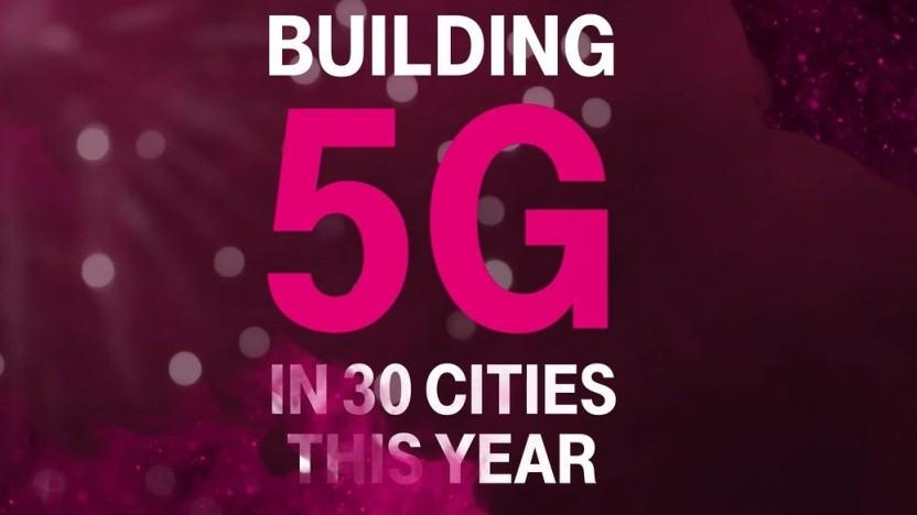 Sprint-Übernahme: T-Mobile US verschiebt seinen 5G-Ausbau - Golem.de
