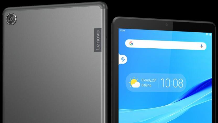 Das neue Lenovo Tab M8