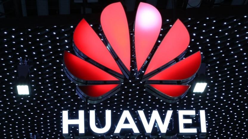 Huawei in Barcelona