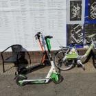 Innenstadt: Schon 9.000 E-Scooter in Berlin