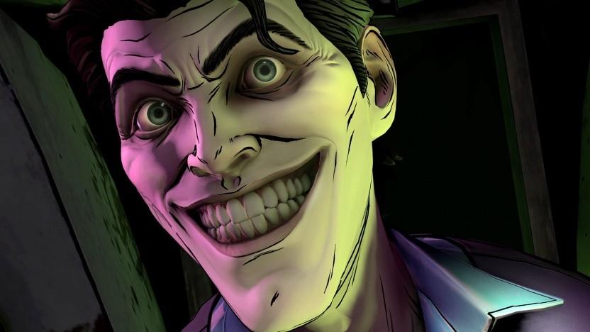 Artwork von Batman: The Enemy Within