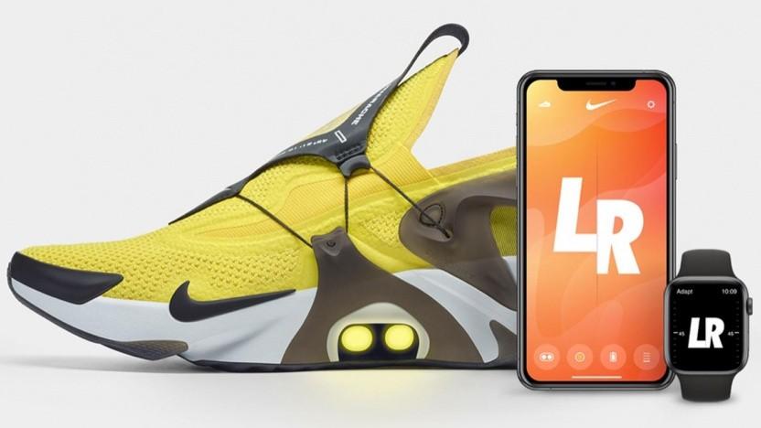 Der neue Adapt Huarache von Nike