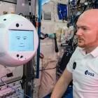KI: Kommunikationsroboter Cimon ist von der ISS zurück