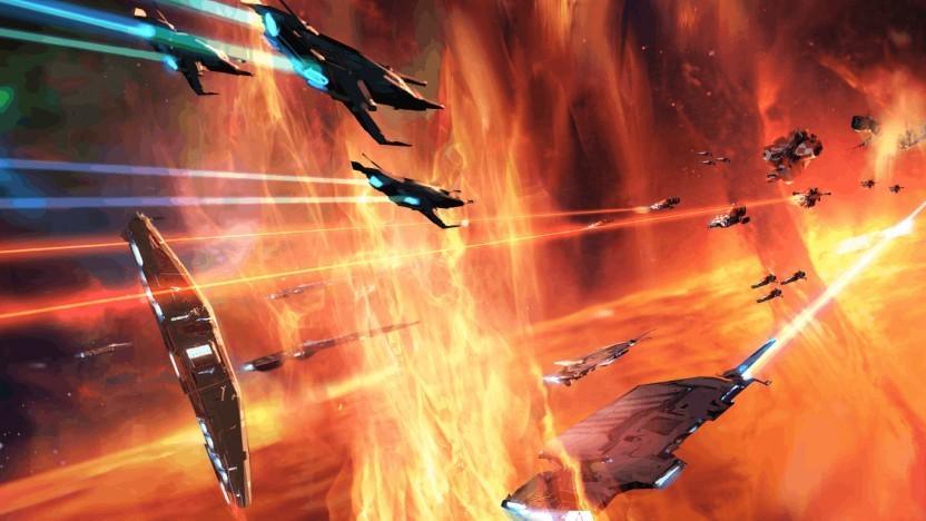 Homeworld 3 spielt wieder im Weltall.