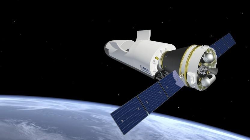 Der Space Rider soll Europa in der Raumfahrt mehr Eigenständigkeit bringen.