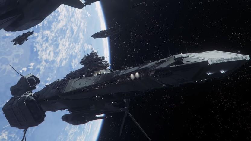 Squadron 42 soll epische Weltraumschlachten bringen.