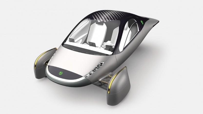 Elektroauto von Aptera: Investorensuche per Crowdfunding