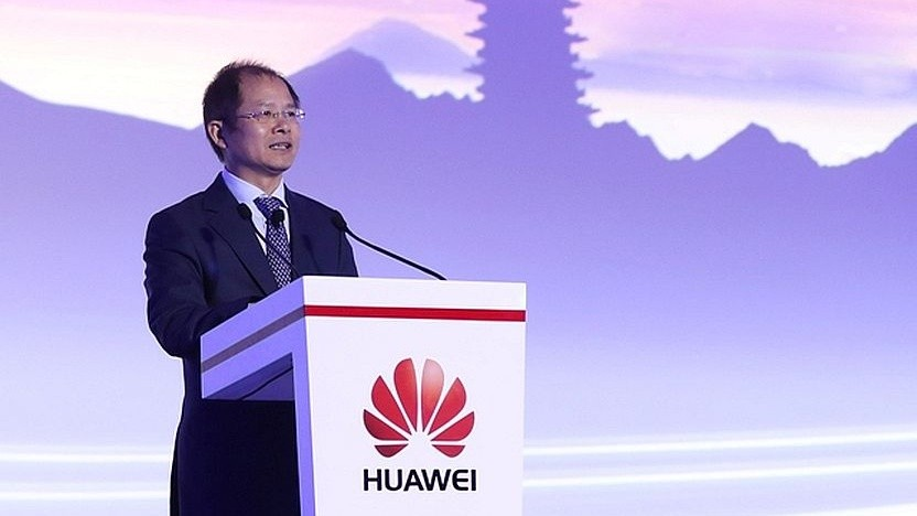 Eric Xu von Huawei