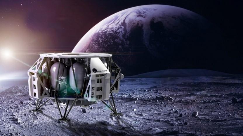 Mondlandefähre Alina: keine Details zum Investor