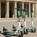 E-Scooter: Von der Falafel-Küche zur Aufladestation