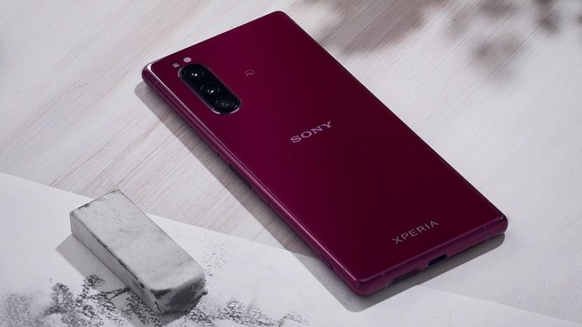 Das neue Xperia 5 von Sony