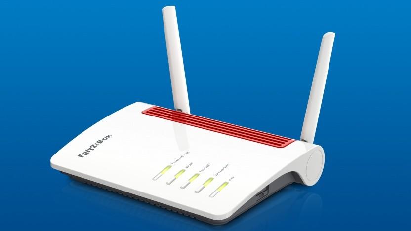Der neue Router für 5G