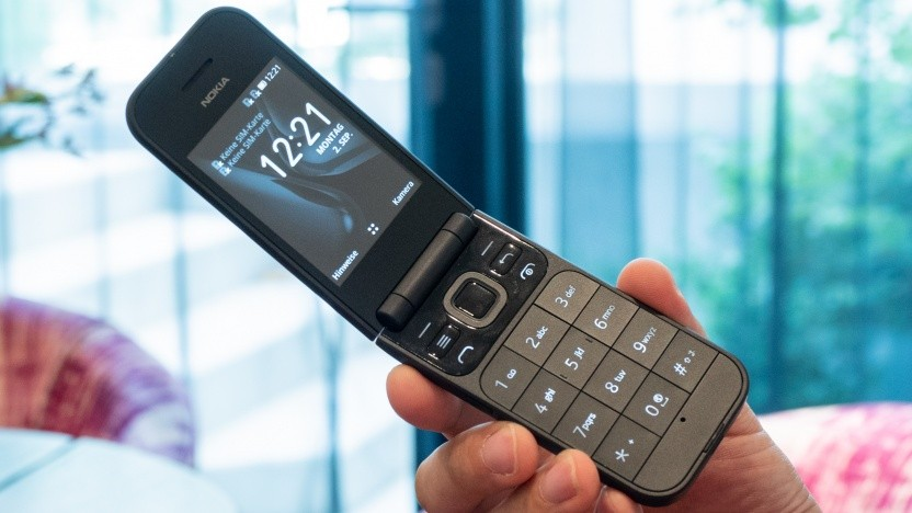 Das Nokia 2720 Flip von HMD Global