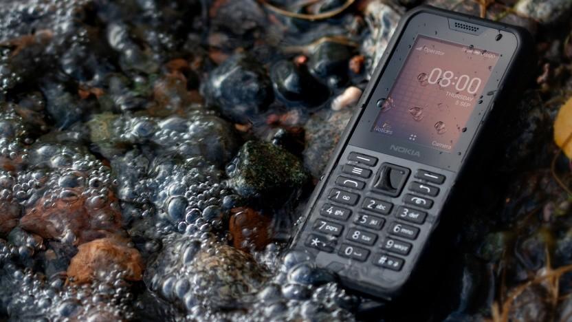 Das neue Nokia 800 Tough von HMD Global