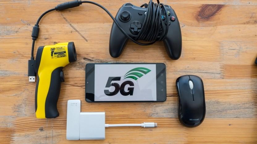 Video: 5G ausprobiert