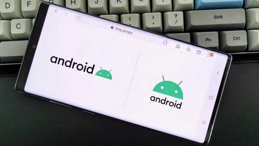 Android 10 ist für Pixel-Smartphones erschienen.