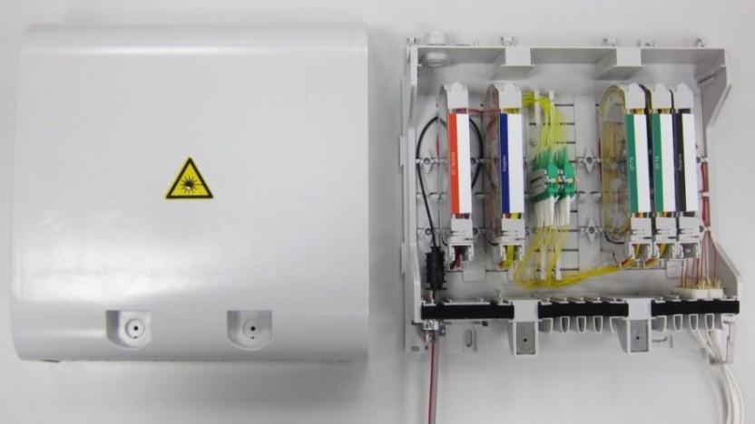 Laut Telekom ein Beispiel eines Glasfaser-Abschlusspunktes (Gf-AP)