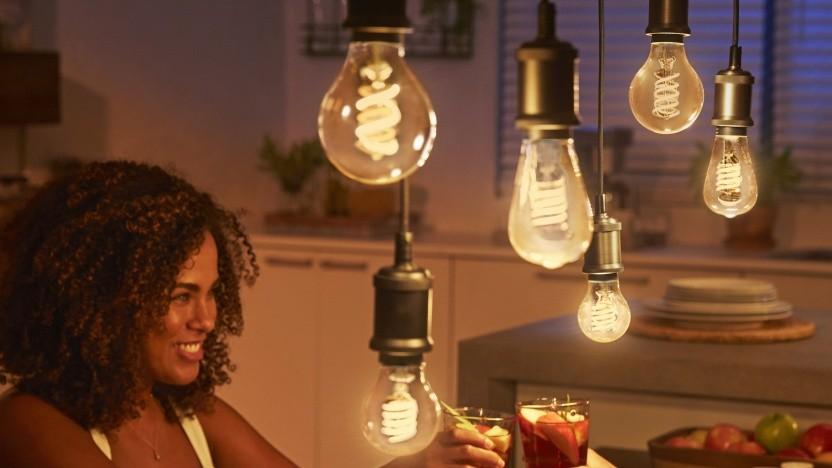 Die neuen Filament-Lampen von Signify