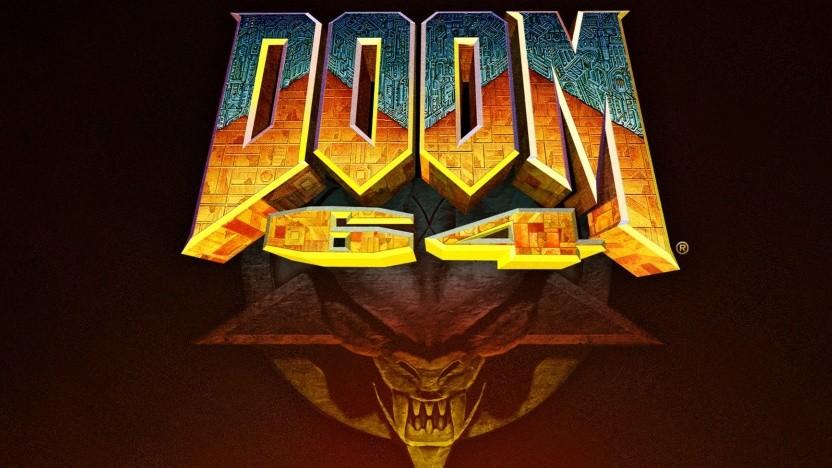 Artwork von Doom 64