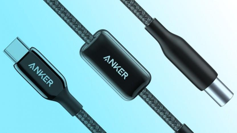 Anker nutzt USBPD für herkömmliche Netzteilanschlüsse.
