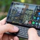 FX Tec Pro 1 im Hands on: Starkes Tastatur-Smartphone für 650 Euro