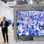 Kameras und Fernseher: Ein 120-Zoll-TV mit 8K reicht Sharp nicht