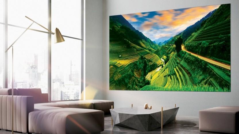 The Wall Luxury von Samsung