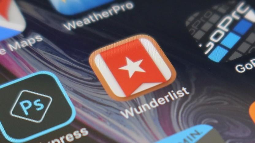 Logo von Wunderlist