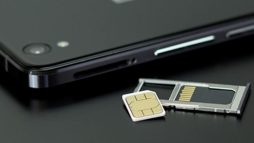 SIM-Karte (Symbolbild)